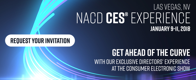 NACD CES Experience